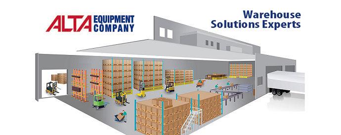 Warehousenonumber background
