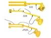 HEAVY DUTY LED LOADING DOCK LIGHTS & ARMS