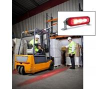 FORKLIFT KEEP OUT ZONE LIGHT
