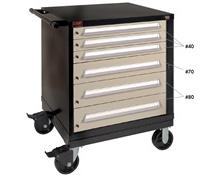 MOBILE TOOL CABINET